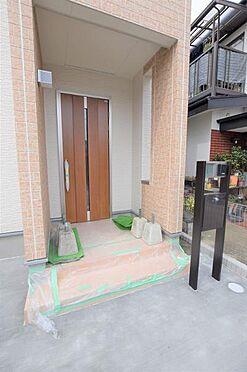 新築一戸建て-仙台市若林区若林3丁目 玄関