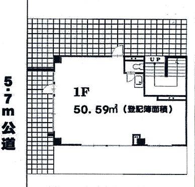 マンション(建物一部)-川越市大字笠幡 間取り