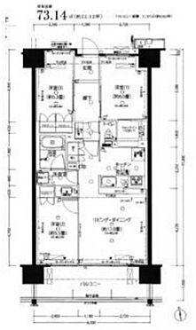 区分マンション-板橋区東坂下2丁目 間取り