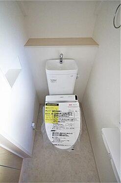 新築一戸建て-仙台市太白区四郎丸字昭和中 トイレ