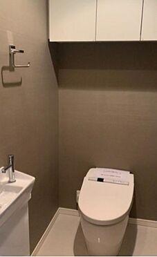 区分マンション-品川区大崎2丁目 トイレ