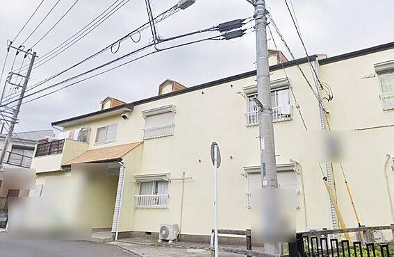 アパート-藤沢市本藤沢1丁目 外観