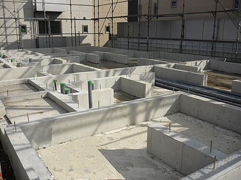アパート-千葉市中央区蘇我4丁目 現場施工例