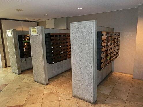 マンション(建物一部)-横浜市磯子区中原1丁目 郵便ボックスです。