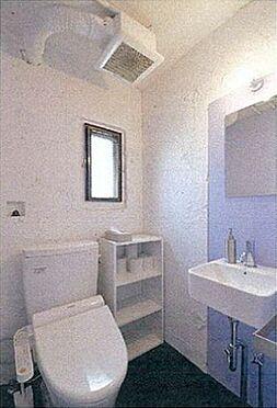 店舗事務所(建物全部)-目黒区目黒3丁目 トイレ