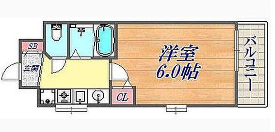 マンション(建物一部)-神戸市中央区古湊通1丁目 バス・トイレ別