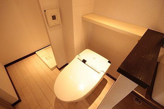 マンション(建物一部)-港区芝浦4丁目 トイレ