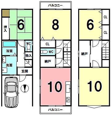 建物全部その他-京都市山科区西野後藤 その他