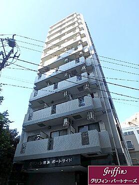 区分マンション-横浜市神奈川区栄町 外観