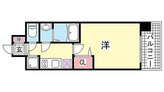 マンション(建物一部)-神戸市中央区元町通7丁目 人気の3点セパレート