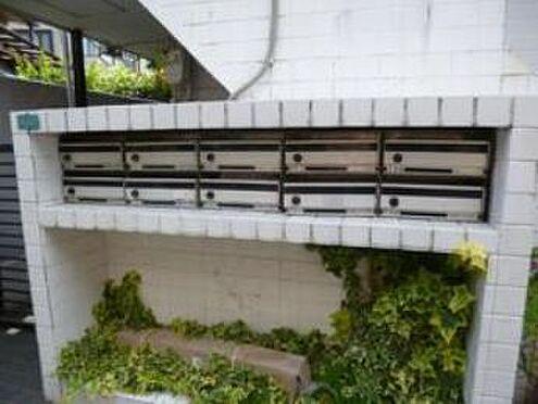 アパート-中野区野方3丁目 メールボックス