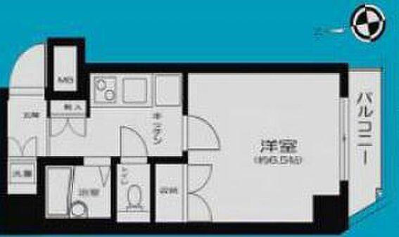 マンション(建物一部)-新宿区下落合4丁目 間取り