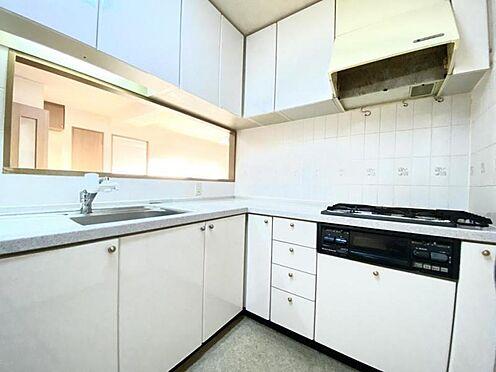中古マンション-豊田市日南町5丁目 収納豊富で家事効率の良いL型キッチン