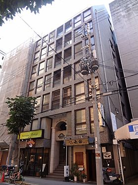 マンション(建物一部)-大阪市中央区内平野町1丁目 落ち着いた外観