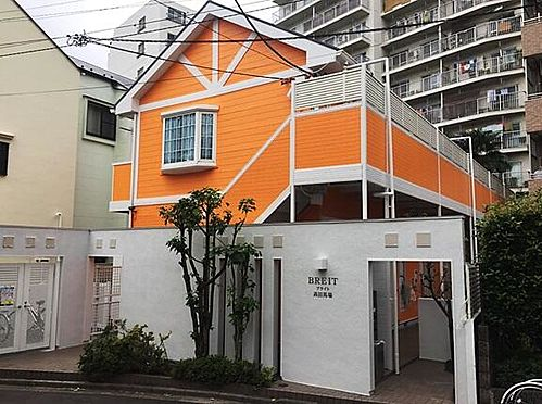 アパート-豊島区高田2丁目 外観