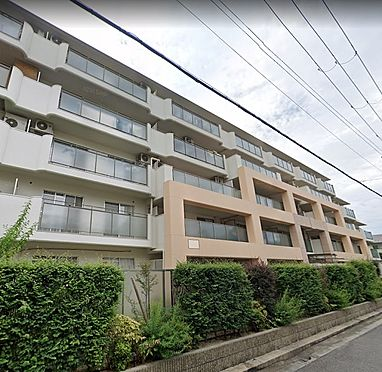 区分マンション-大阪市阿倍野区帝塚山1丁目 外観