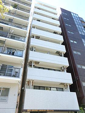 マンション(建物一部)-横浜市西区平沼1丁目 タイル貼りのきれいな外観です。