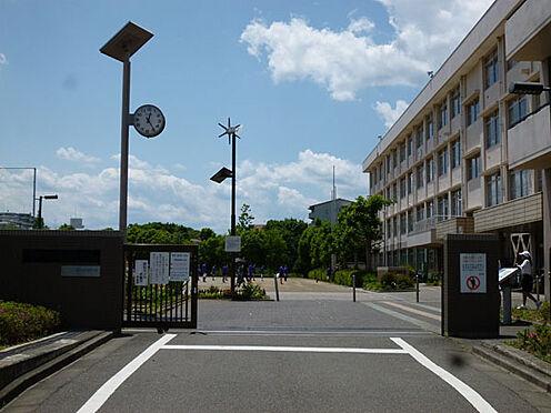 中古マンション-多摩市落合2丁目 落合中学校(690m)