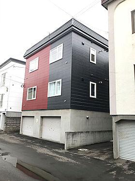 アパート-札幌市東区北三十一条東9丁目 外観