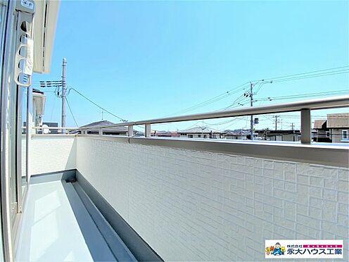 新築一戸建て-仙台市青葉区桜ケ丘6丁目 バルコニー