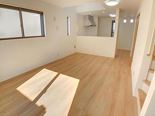 戸建賃貸-名古屋市南区呼続1丁目 リビング(こちらは施工事例となります。)
