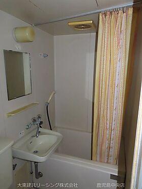 ビル(建物全部)-姶良市加治木町本町 2階202浴室