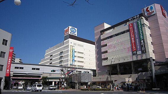 土地-多摩市関戸3丁目 京王ショッピングセンター(950m)