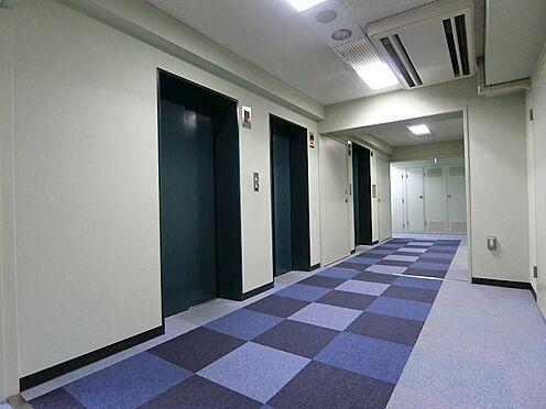 中古マンション-横浜市神奈川区栄町 共用廊下はホテルライクな内廊下