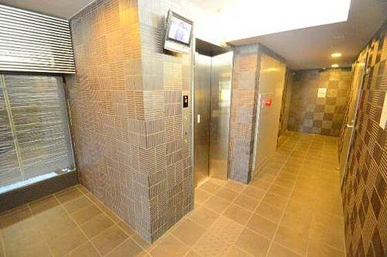マンション(建物一部)-京都市下京区中金仏町 エレベーターには防犯カメラあり