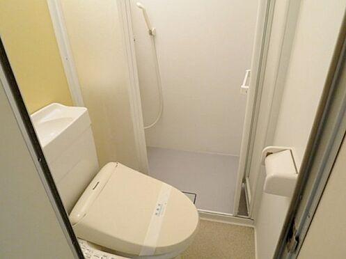 アパート-横浜市鶴見区上末吉2丁目 トイレ