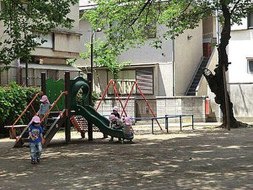 マンション(建物全部)-港区白金6丁目 雷神山児童遊園