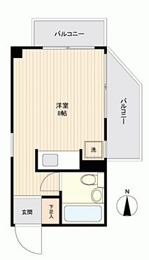 マンション(建物一部)-長野市三輪 間取り