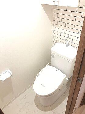 中古マンション-ふじみ野市大井 トイレ