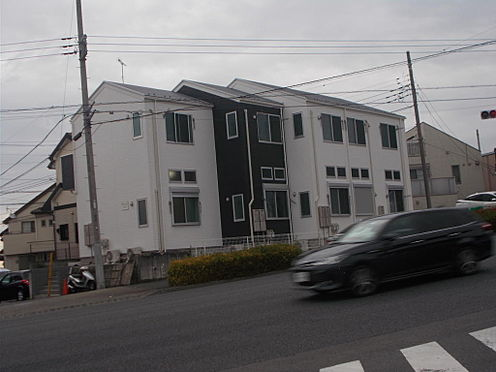 アパート-八王子市絹ケ丘1丁目 外観
