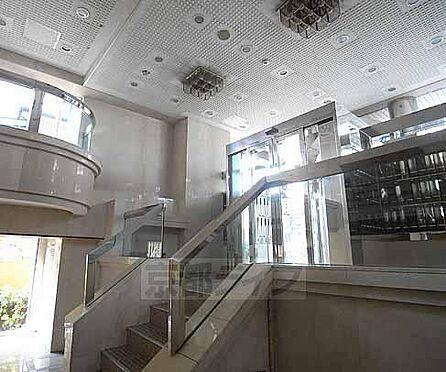 マンション(建物一部)-京都市南区東九条北松ノ木町 エントランス