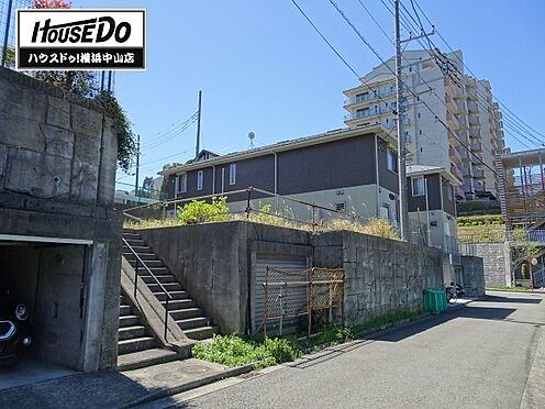 土地-横浜市緑区森の台 外観