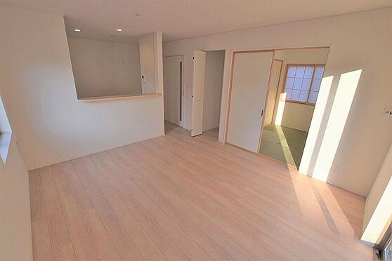 新築一戸建て-仙台市青葉区愛子東3丁目 居間