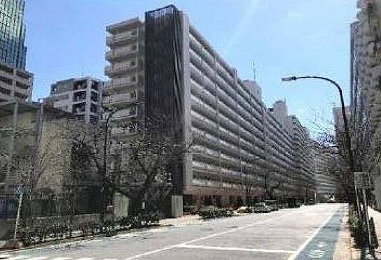 中古マンション-港区芝浦4丁目 総戸数414戸の大規模レジデンス