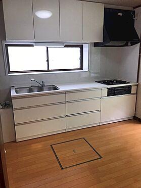中古一戸建て-北本市東間2丁目 キッチン