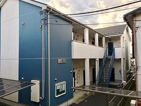 アパート-平塚市東真土2丁目 外観