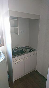 店舗・事務所・その他-平塚市諏訪町 コンパクトながら、使い勝手の良いキッチンです。