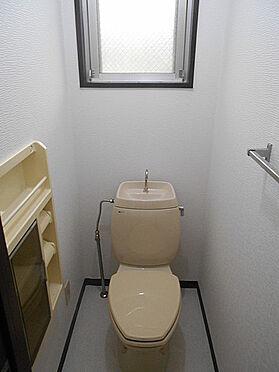 一棟マンション-草加市旭町5丁目 トイレ