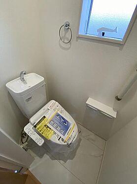 新築一戸建て-仙台市泉区旭丘堤1丁目 トイレ