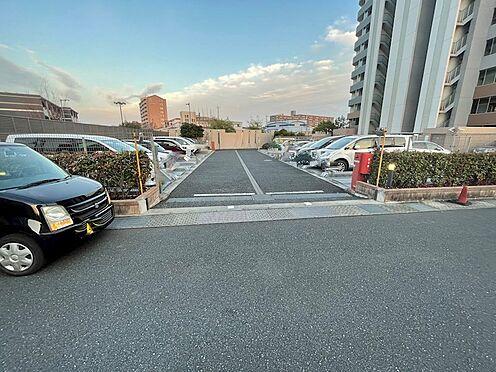 中古マンション-鴻巣市すみれ野 駐車場