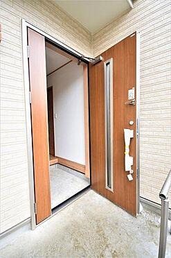 新築一戸建て-仙台市宮城野区栄3丁目 玄関