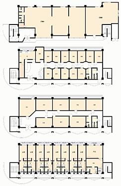 一棟マンション-静岡市駿河区丸子3丁目 間取り