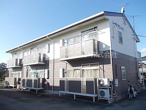 アパート-那珂市菅谷 外観
