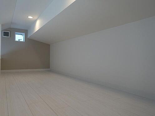 アパート-台東区浅草5丁目 201号室ロフト部分です。