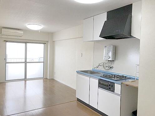 マンション(建物一部)-松戸市松戸 【LDK11.5畳】細長く広々としています!南側バルコニーなので、陽当たり良好!