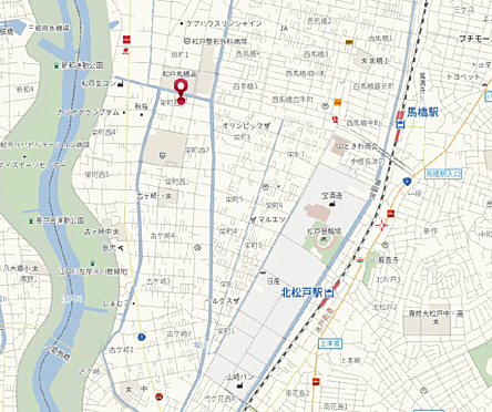 土地-松戸市栄町西3丁目 その他